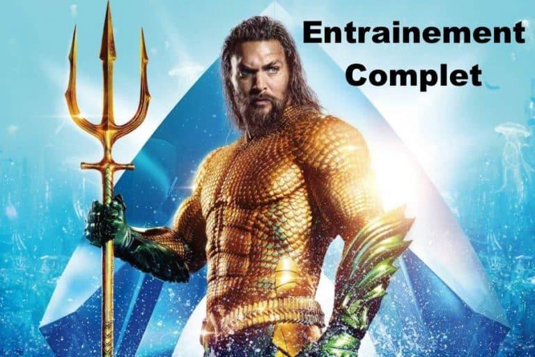 Prenez du muscle rapidement avec l'entrainement complet de Jason Momoa pour Aquaman