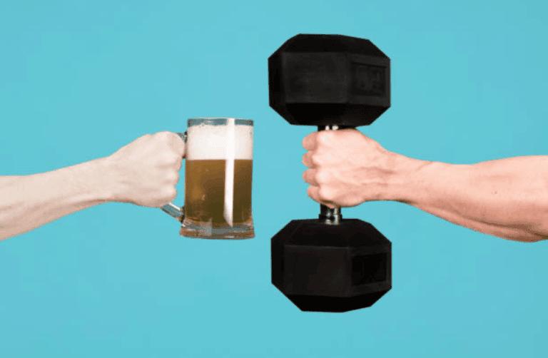Alcool et musculation : Ses effets néfastes lorsque l'on est sportif