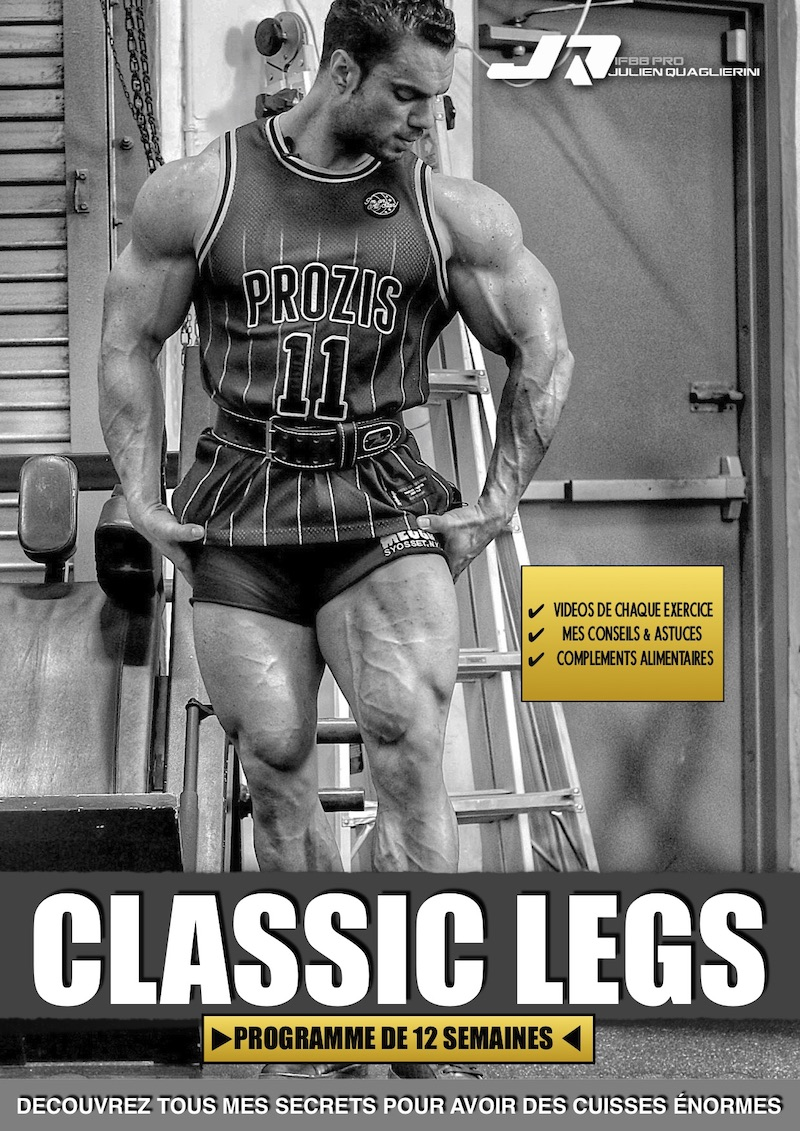 PROGRAMME CUISSES CLASSIC LEGS