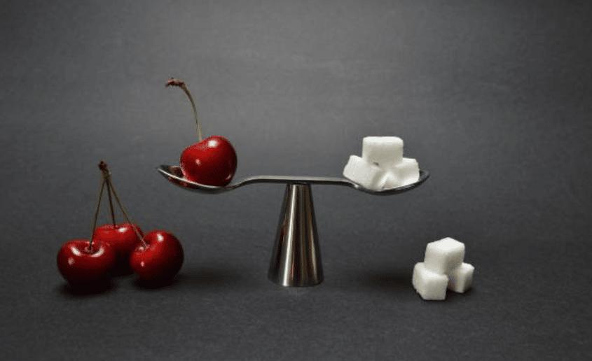 différence entre sucre et glucide