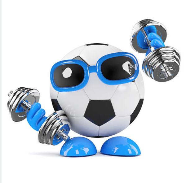 musculation et football