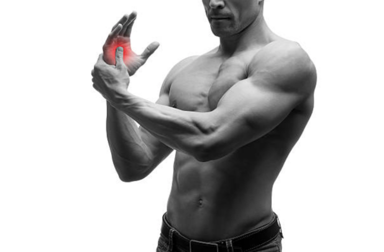 Comment soigner une tendinite pour continuer de s'entrainer en musculation ?