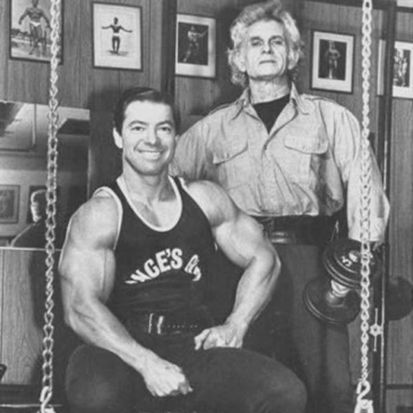 Larry scott et Vince Gironda