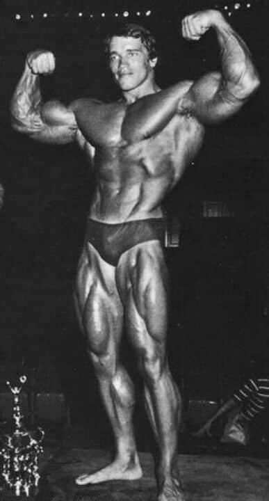 arnold bodybuilding