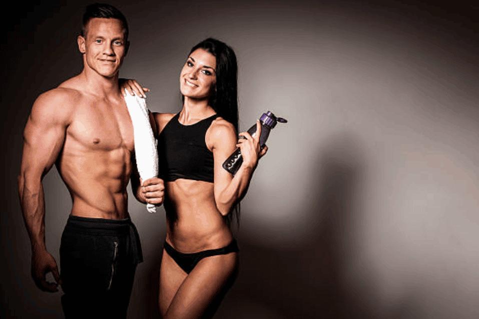 musculation en couple