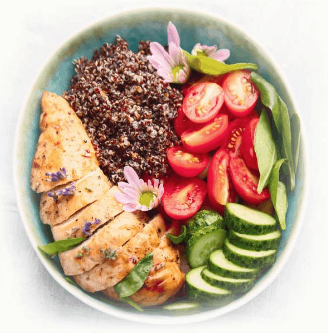 Quelle est l'importance du rééquilibrage alimentaire pour la perte de poids ?