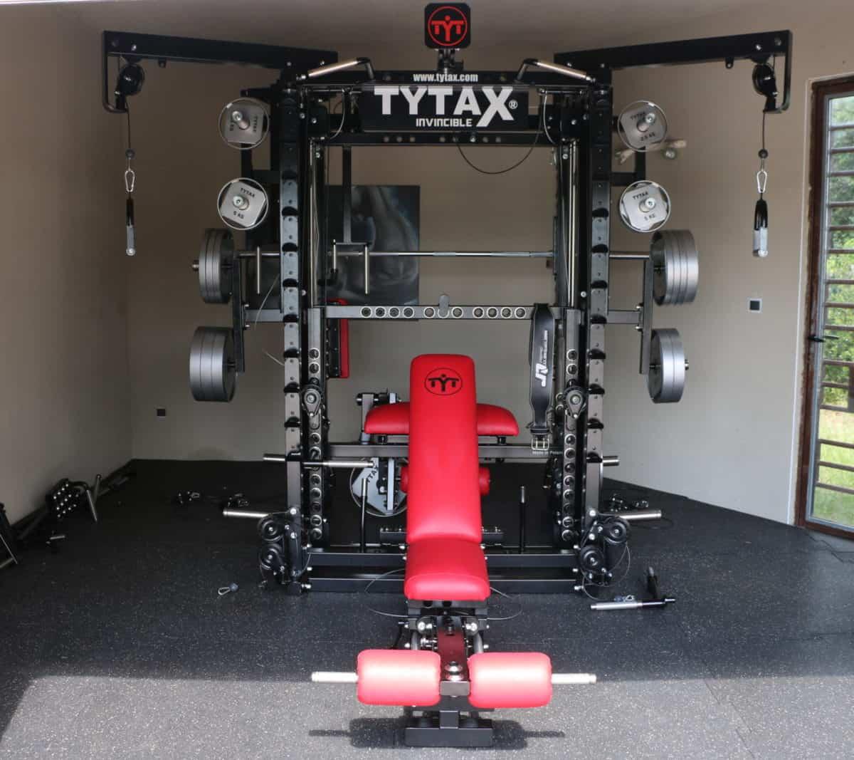 tytax t1x