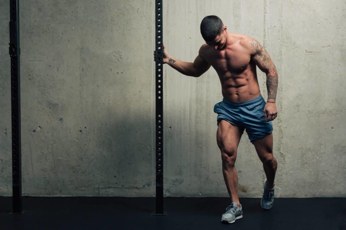 Comment faire du Sissy Squat pour se Muscler les Quadriceps ?