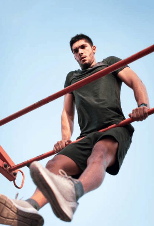 comment faire le muscle up