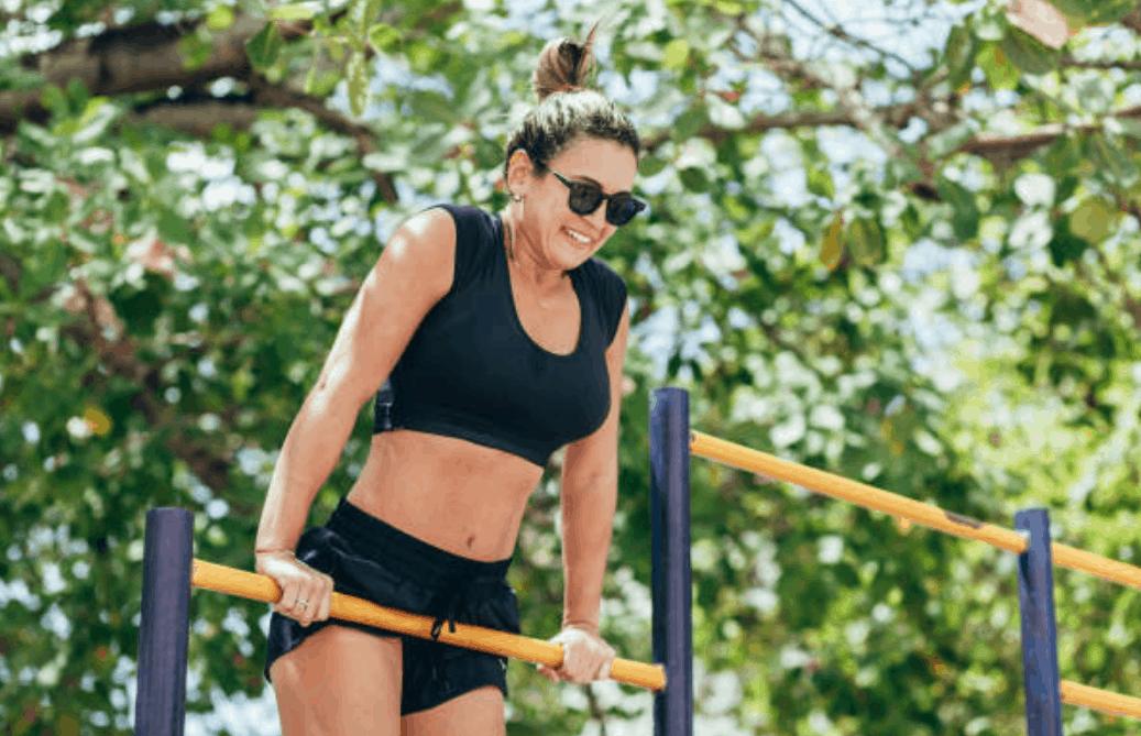 comment faire un muscle up