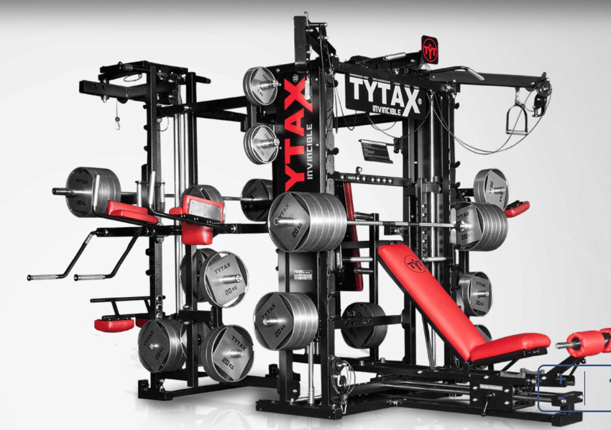 tytax T3-X