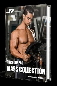 programme musculation prise de masse