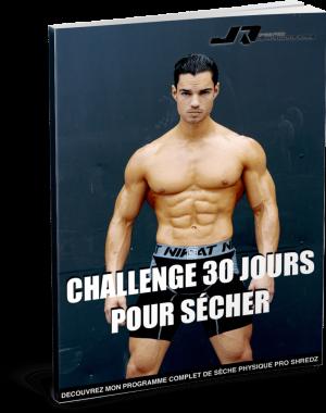 CHALLENGE 30 JOURS POUR SECHER